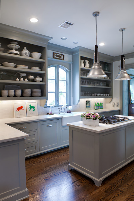 is open kitchen shelving right for you? \u2013 the house of grace